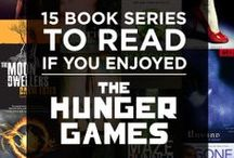 Popular Young Adult Series / Click to place a hold on the first books in these popular YA series.
