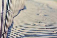 cream & blue / dreams on the beach. light breeze. airy cotton/silk.