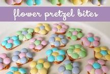EASTER / A collection of Easter Recipes and Crafts from around the web.
