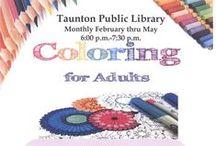 Library Programs / Programs at the Taunton Public Library.