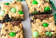 ST. PATRICK'S DAY / Yummy recipes and creative crafts for St. Patrick's Day
