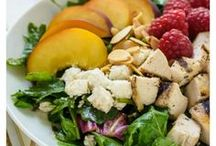 SALADS / A collection of delicious salad recipes from around the web.