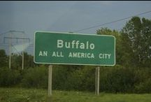Go Buffalo / by Lucille McMullen