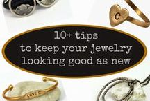 Jewelry Care & Jewelry Tips / by Valerie Tyler Collection