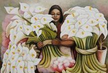 Diego Rivera / Art / by P. Klahr