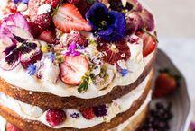Cakes, sweets & treats