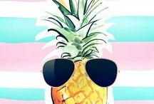 I  pineapples
