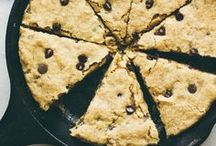 COOKIES / A collection of yummy cookie recipes from around the web.