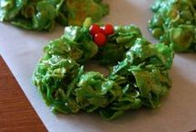 HOLIDAY TREATS / A collection of Holiday treat recipes from about the web.