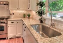 KItchen - Designs / The heart of the home...kitchen!