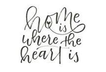 DECOR Home is my refuge / Referências para decorar o próximo ap!