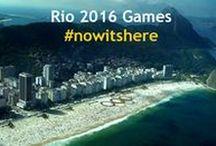 Olimpiadas Rio 2016 / Olimpiadas Rio 2016