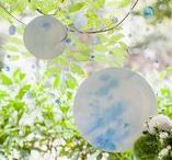 Party Style: Bubbles / Bubble Party inspiration - bubbles make the perfect party for a child's birthday - fresh, light and fun it's time to start blowing bubbles