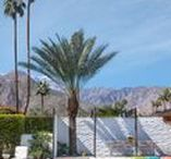 Party Style: Palm Springs / Palm Springs is all about a contemporary take on Retro Design. Fresh and cool it plucks the best of the 50s, 60s, 70s and 80s and gives it a lux hip vibe. Soak in the sun, splash in the pool and grab a martini to enjoy a party inspired by this iconic location.