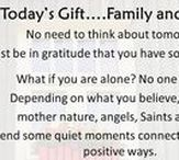 Gratitude Moments / Daily living presents to us so many things to be thankful about and to live in gratitude.