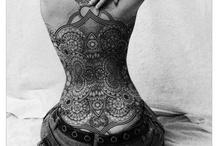 Tatoos and Body Art / by Shai Fosbery
