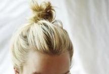 hair. / by Lauren Click