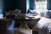 Dining Areas-Salles à manger / #dining #decor #design