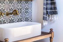 Bathrooms-Salles de Bain / #bathroom #design #sallesdebain #bathrooms