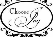 joy related / by Angela Freeman