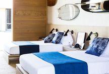 Beach or vacation home / #beach #design #decor