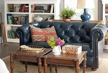 Living Room / by Christine White