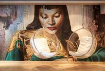Tretchikoff Wallpapers / At RSW, we are the official Licensee for Vladimir Tretchikoff Wallpapers in South Africa, Australia and Germany. Take a look at some of these stunning works.