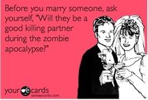 Zombie Love <3 / by Lizzy Grace