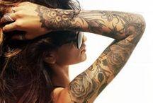 Tattoos / by Olivia Watts