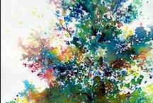 Art--Techniques / by Raquel Recalde