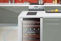 [...] is in the kitchen ! / Véritable lieu de vie au sein de la maison, la cuisine se doit d'être accueillante et pratique ! Retrouvez au travers de ce tableau tout ce qui pourrait, demain, être installé dans votre cuisine :)