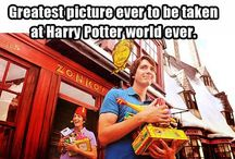 Diagon Alley / What I love about Harry Potter / by PJsLife