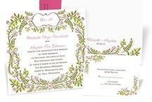 Gorgeous invitations