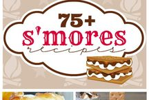 S'MORES BOARD  / S'mores (recipes)  / by Nancy Rojas-Elwell