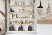 Shop Style / -- love for stylish little shops and cafés and the like --