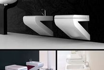 Bathrooms&Powderrooms / by Corina Blokland