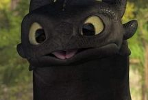 Hiccup and Toothless / by PJsLife