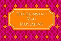 Reinvent You Movement #RYM / From networking to conferences Join the Reinvent You Movement as we empower you to Rediscover, Reconnect and Reinvent YOU! www.judimason.com