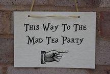 Anita in Wonderland / Wonderful Tea Party