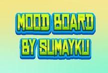Mood Board By Sumayku