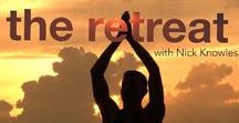 The Retreat with Nick Knowles / Nick Knowles, Nick Knowles vegan diet, Nick Knowles diet, The Retreat with Nick Knowles, Koh Phangan retreat, Thailand retreat, detox transformation, detox retreat, detox center https://omdetox.com/retreats/