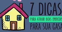 Casa e decoração - Seven List / Infográficos sobre casa e decoração do blog Seven List. Veja mais em www.sevenlist.com.br