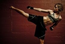 Fight Like a Girl / by Dana Teubner