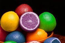Color -  Rainbow / Rainbow Inspirations
