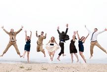 Nautical Beach Theme Wedding