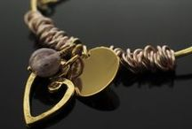 Jewelry - Captured Hearts / Jewelry and hearts naturally go together!