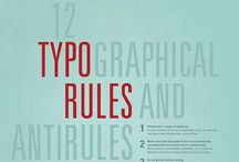 Typography, Fonts, & Hand Lettering Awesomeness