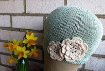 Hair Loss / Luxury Hand Knitted Caps & Warm Softness for Chemo/Radiation Patients or Alopecia / by Tammy E