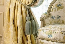 window treatments / by Plush House, Vessie Willwerth