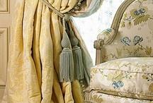 window treatments / by Plush House, Vessie Willwerth